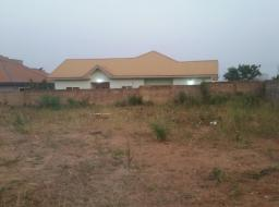 land for sale at Botwe east legon hills British international school
