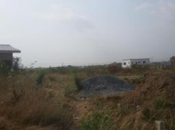 land for sale at Botwe school junction east legon hills cancer medical