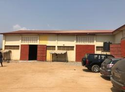 warehouse for rent at Weija