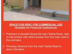 office for rent at Teshie