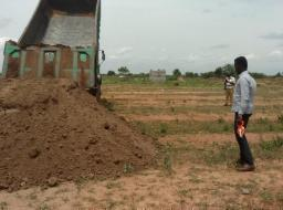 land for sale at Oyibi-Bawaleshie