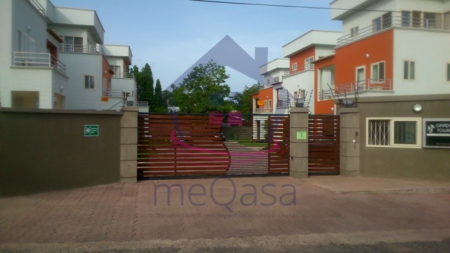 4 bedroom townhouse for rent at Cantonments, Ghana