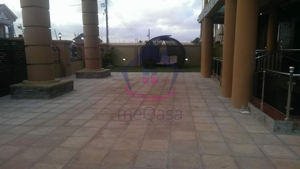 5 bedroom furnished house for sale at Tema, Ghana