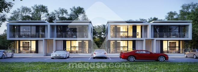 1 bedroom city apartments for sale behind Trade Fair Photo