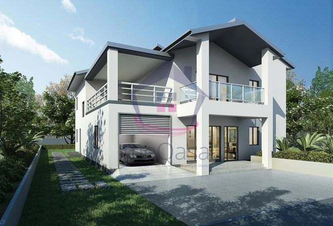 4 Bedroom Townhouse for sale @ Vista del Mare,Tse Addo, Burma hills