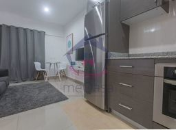 1 room furnished studio apartment for rent at Accra