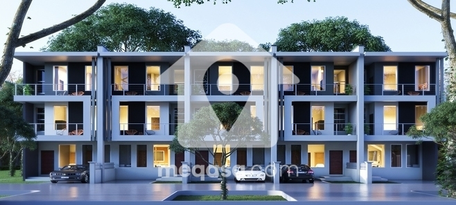 3 Bedroom Townhouses for sale, Maritime University, Nungua Photo