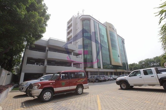 Ultra-modern Office Complex to let at Ridge Photo