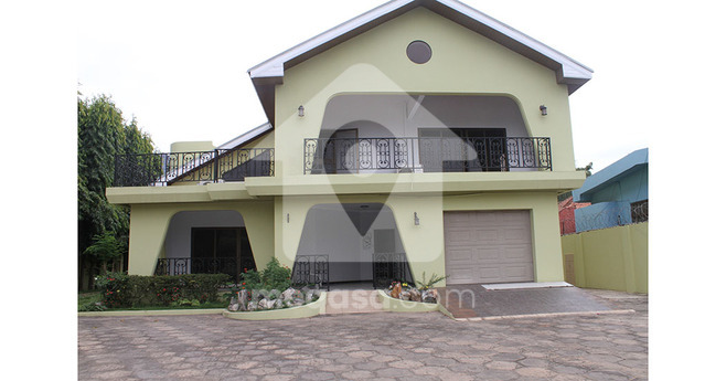 4 Bedroom Storey House To Let.