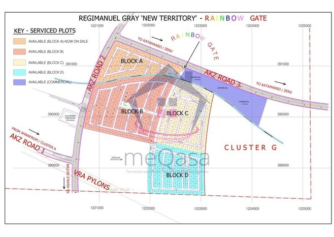 land for sale in KATAMANSO ( REGIMANUEL GRAY NEW TERRITORY) Photo