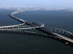 Longest Sea-Crossing Bridge