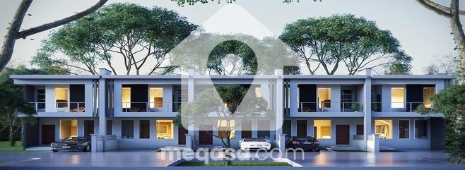 2 Bedroom Townhouses for sale, Maritime University, Nungua Photo
