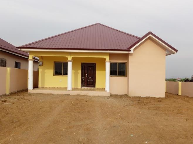 2 Bedroom Detached House For Sale In Kasoa Unit Details