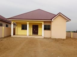 2 bedroom detached house for sale at Kasoa, Ghana