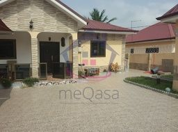 3 bedroom detached house for sale at Kasoa, Ghana