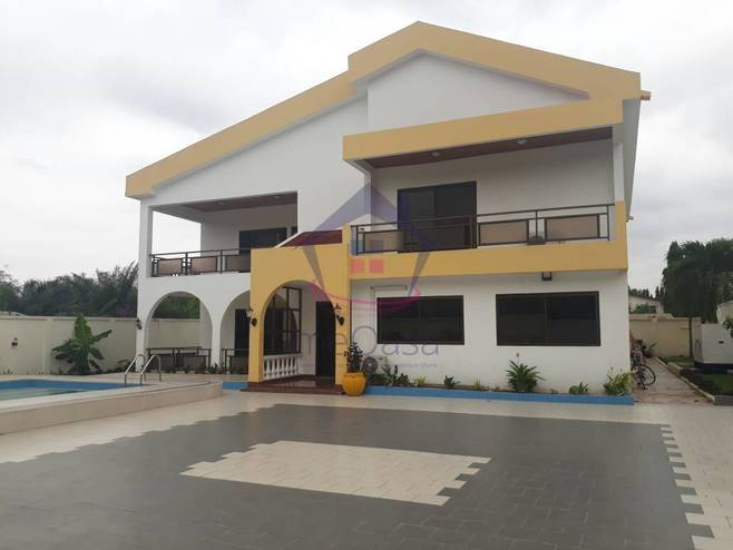 5 bedroom house for rent in east legon meqasa for 5 bedroom house for rent