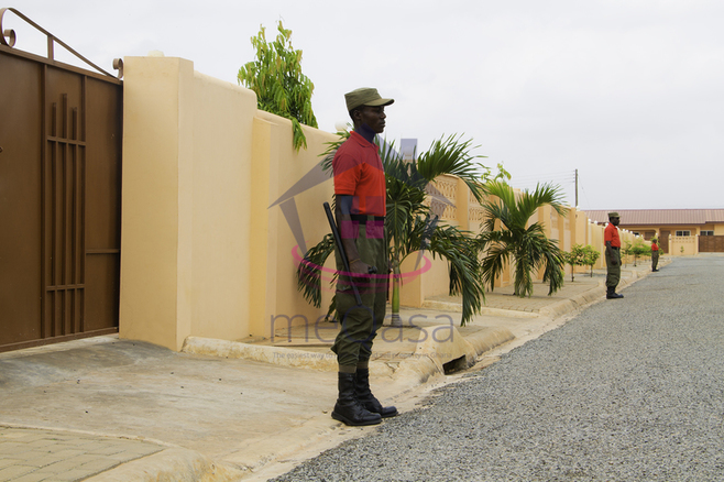 2 Bedroom Semi-detached House For Sale in Accra Photo