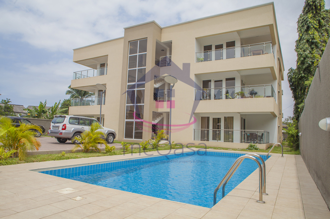 3 bedroom renting at Prime Cantonments Photo