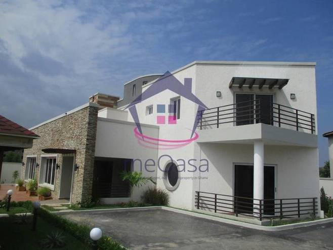 4 Bedroom House For Sale in East Legon