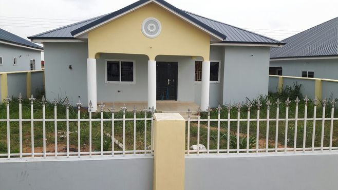 3 Bedroom Detached House For Sale In Tema Unit Details