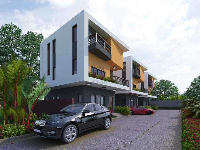 4 Bedroom Town House for Sale in Trade Fair Photo