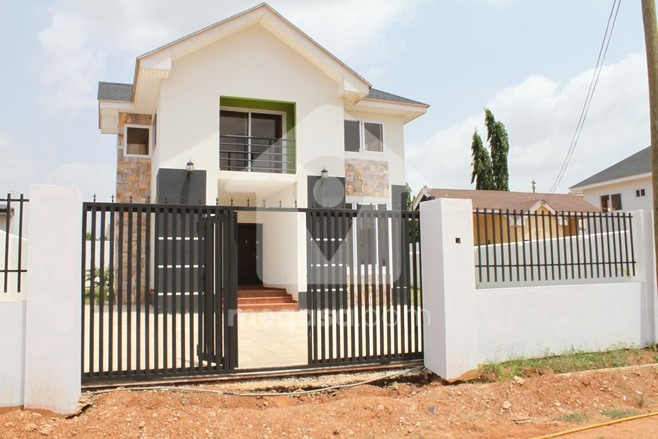4 Bedroom Storey House