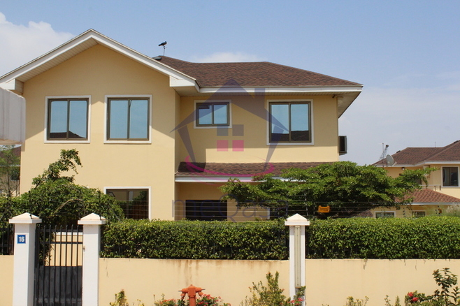 2 Storey 3 Bedroom Detached House For Sale Behind Westhills Mall Weija Unit Details Meqasa