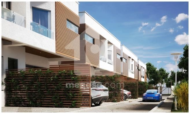 4 bedroom Townhouses for sale at East legon hills Photo