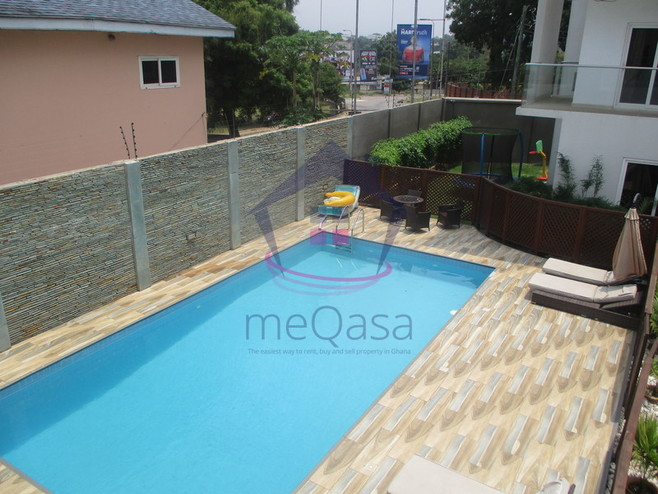 4 Bedroom Town House For Rent in Greater Accra Region, Ghana Photo