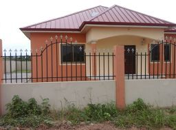 2 bedroom house for sale at Ashaley Botwe, Ghana