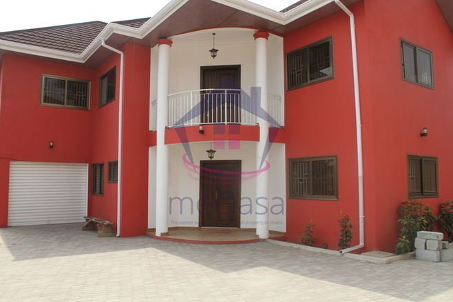 5 Bedroom Storey House To Let