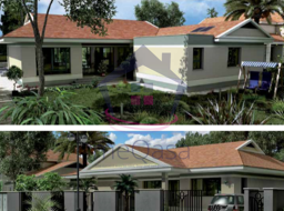 4 bedroom villa for sale at Kumasi, Ashanti Region, Ghana