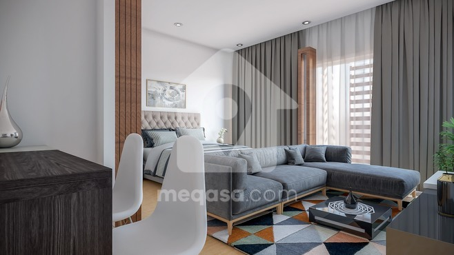 1 Bedroom Kwae Close Apartments for sale at  Dzorwulu Photo