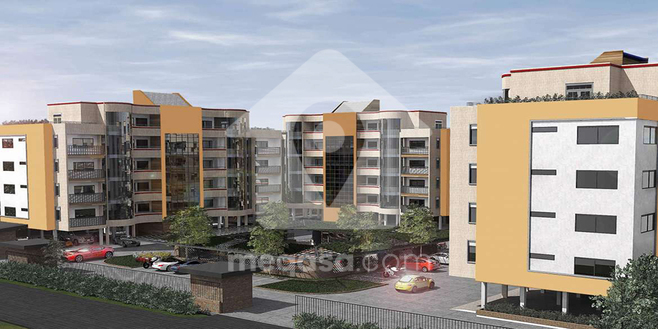 3 bedroom Furnished Luxury Apartment for sale at Ridge - Kumasi