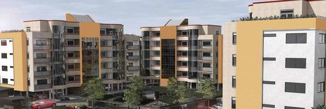 Royal Golf Views Luxury Apartments, Kumasi Ridge