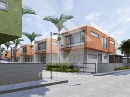 2 Bedroom Semi-Detached Expandable For Sale in Achimota