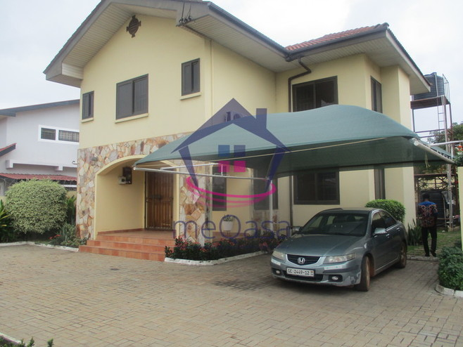 3 Bedroom Town House For Rent in East Legon
