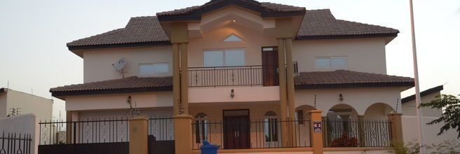 Mayfair Gardens - Northern and Southern Gate, Airport Hills, Accra, Greater Accra Region, Ghana