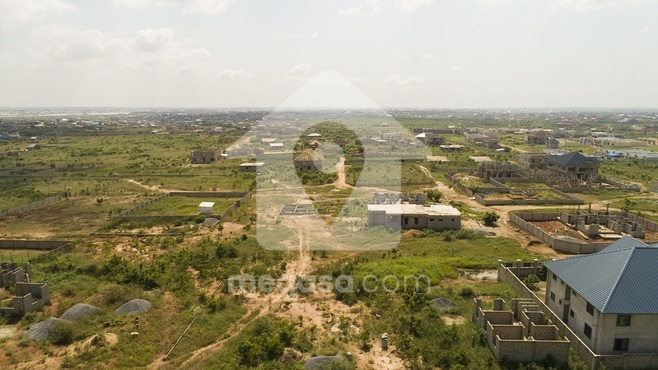 Land For Sale in East Legon Hills Photo
