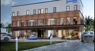 Junction House Cover Photo