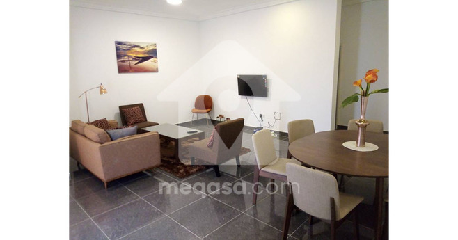 2 Bedroom Fully Furnished Apartment To Let.