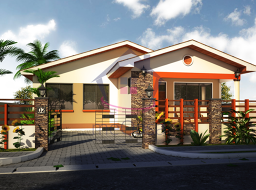 2 bedroom detached house for sale at Gbetsile, Ghana