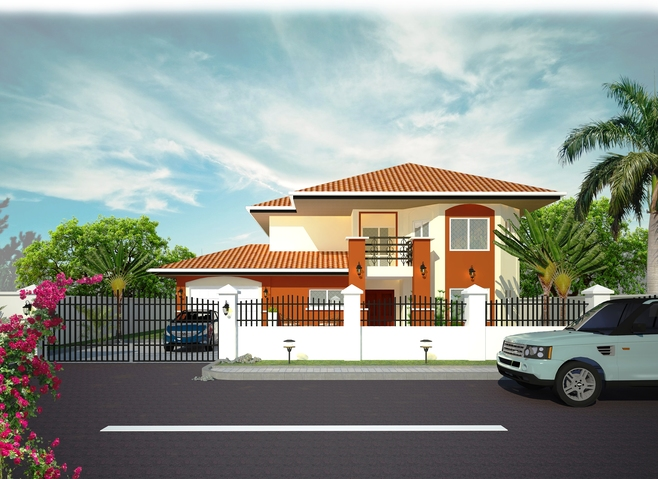 4 Bedroom Detached House For Sale in Airport Hills
