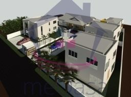 3 bedroom townhouse for sale at Teshie, Ghana