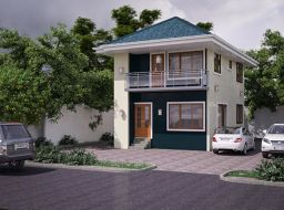 3 Bedroom Town House For Sale in Agbogba