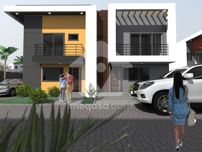 4 Bedroom House For Sale in East Legon Hills