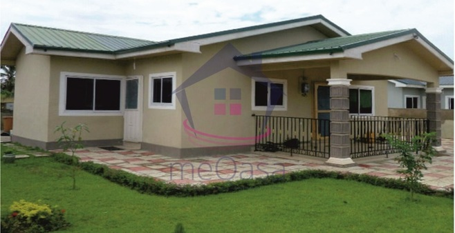 3 bedroom detached house for sale in Oyibi Photo