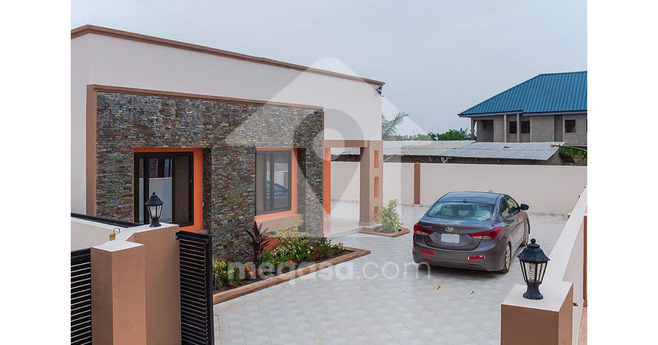 Newly Built 3 Bedroom House For Sale.