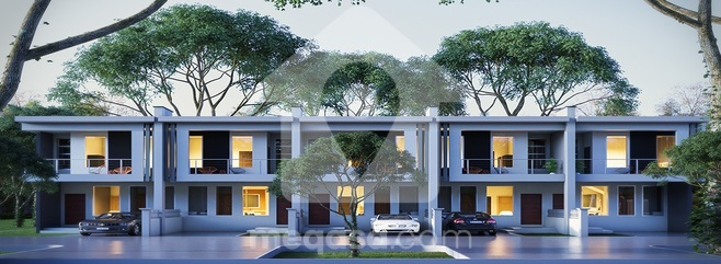 2 Bedroom Townhouses for sale behind Trade Fair Photo