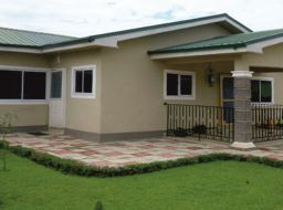 3 bedroom detached house for sale at Oyibi, Ghana